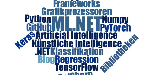 Machine Learning ML.NET Framework