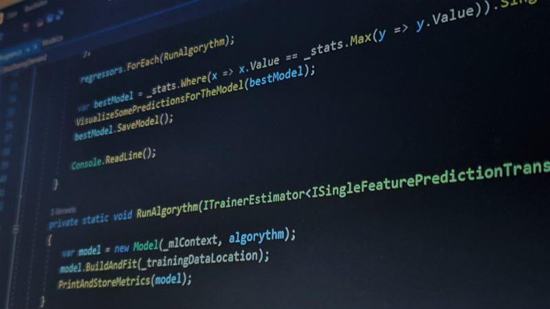 Künstliche Intelligenz für .NET Anwendungen